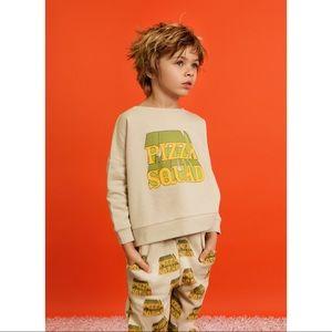 Hugo loves Tiki Pizza Squad sweatshirt & joggers